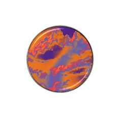 Sky pattern Hat Clip Ball Marker (4 pack)