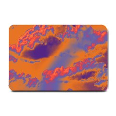 Sky pattern Small Doormat