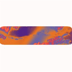 Sky pattern Large Bar Mats