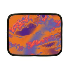 Sky pattern Netbook Case (Small)