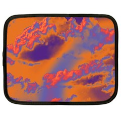 Sky pattern Netbook Case (XXL)