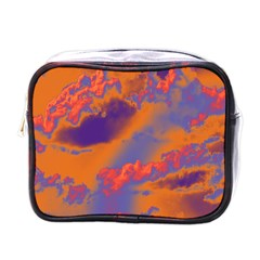 Sky pattern Mini Toiletries Bags