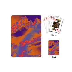 Sky pattern Playing Cards (Mini)