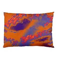Sky pattern Pillow Case (Two Sides)