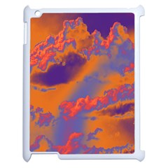 Sky pattern Apple iPad 2 Case (White)