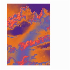 Sky pattern Large Garden Flag (Two Sides)
