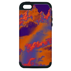 Sky pattern Apple iPhone 5 Hardshell Case (PC+Silicone)