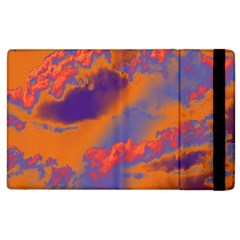 Sky pattern Apple iPad 3/4 Flip Case