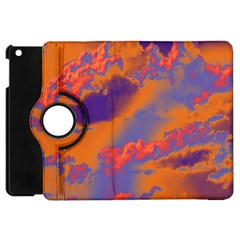 Sky pattern Apple iPad Mini Flip 360 Case