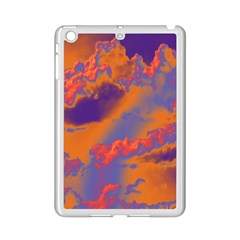 Sky pattern iPad Mini 2 Enamel Coated Cases