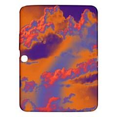 Sky pattern Samsung Galaxy Tab 3 (10.1 ) P5200 Hardshell Case