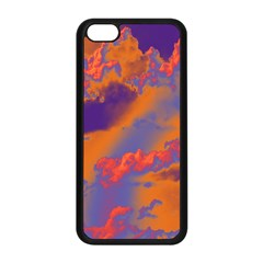 Sky pattern Apple iPhone 5C Seamless Case (Black)