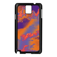 Sky pattern Samsung Galaxy Note 3 N9005 Case (Black)