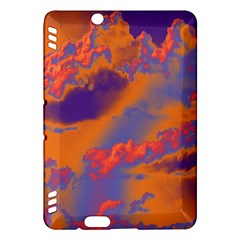 Sky pattern Kindle Fire HDX Hardshell Case