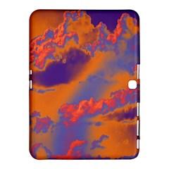 Sky pattern Samsung Galaxy Tab 4 (10.1 ) Hardshell Case