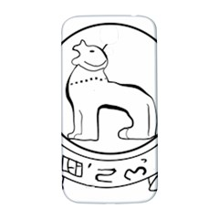 Seal of Indian State of Manipur  Samsung Galaxy S4 I9500/I9505  Hardshell Back Case