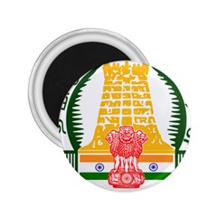 Seal of Indian State of Tamil Nadu  2.25  Magnets