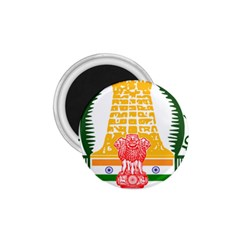 Seal of Indian State of Tamil Nadu  1.75  Magnets