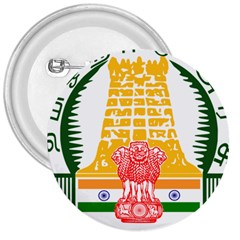 Seal of Indian State of Tamil Nadu  3  Buttons