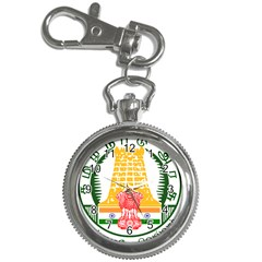Seal of Indian State of Tamil Nadu  Key Chain Watches