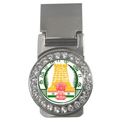 Seal of Indian State of Tamil Nadu  Money Clips (CZ)