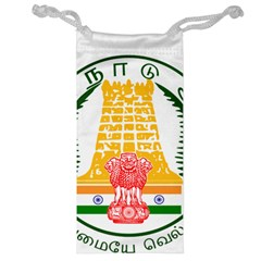 Seal of Indian State of Tamil Nadu  Jewelry Bag