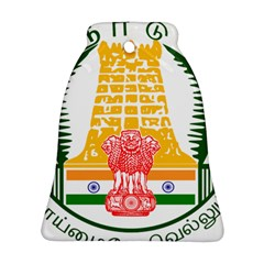 Seal of Indian State of Tamil Nadu  Ornament (Bell)