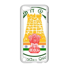 Seal of Indian State of Tamil Nadu  Apple iPod Touch 5 Case (White)