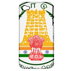 Seal of Indian State of Tamil Nadu  Apple iPhone 4/4S Hardshell Case (PC+Silicone)