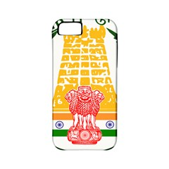 Seal of Indian State of Tamil Nadu  Apple iPhone 5 Classic Hardshell Case (PC+Silicone)