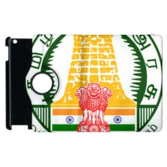 Seal of Indian State of Tamil Nadu  Apple iPad 3/4 Flip 360 Case