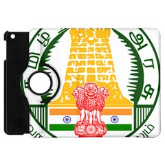 Seal of Indian State of Tamil Nadu  Apple iPad Mini Flip 360 Case