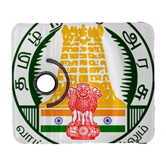 Seal of Indian State of Tamil Nadu  Galaxy S3 (Flip/Folio)