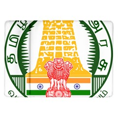 Seal of Indian State of Tamil Nadu  Samsung Galaxy Tab 10.1  P7500 Flip Case