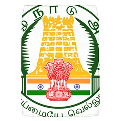 Seal of Indian State of Tamil Nadu  Flap Covers (S)