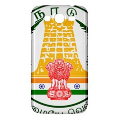 Seal of Indian State of Tamil Nadu  Samsung Galaxy Mega 5.8 I9152 Hardshell Case