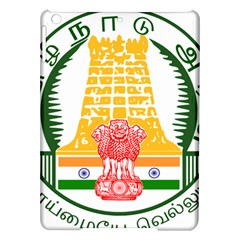 Seal of Indian State of Tamil Nadu  iPad Air Hardshell Cases