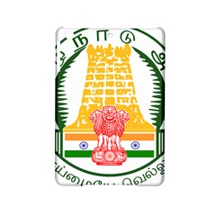 Seal of Indian State of Tamil Nadu  iPad Mini 2 Hardshell Cases