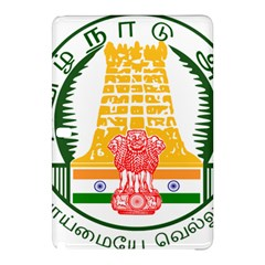 Seal of Indian State of Tamil Nadu  Samsung Galaxy Tab Pro 12.2 Hardshell Case