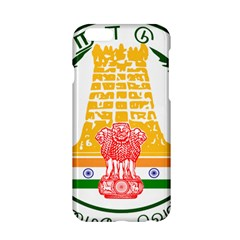 Seal of Indian State of Tamil Nadu  Apple iPhone 6/6S Hardshell Case