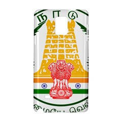 Seal of Indian State of Tamil Nadu  Samsung Galaxy Note 4 Hardshell Case