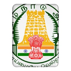 Seal of Indian State of Tamil Nadu  Samsung Galaxy Tab 4 (10.1 ) Hardshell Case