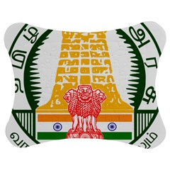 Seal of Indian State of Tamil Nadu  Jigsaw Puzzle Photo Stand (Bow)