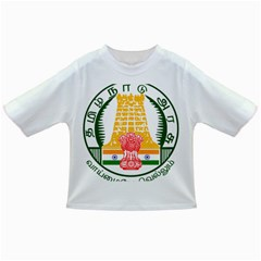 Seal of Indian State of Tamil Nadu  Infant/Toddler T-Shirts