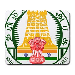 Seal of Indian State of Tamil Nadu  Large Mousepads