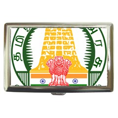 Seal of Indian State of Tamil Nadu  Cigarette Money Cases