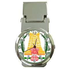 Seal of Indian State of Tamil Nadu  Money Clip Watches