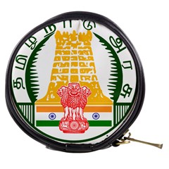 Seal of Indian State of Tamil Nadu  Mini Makeup Bags