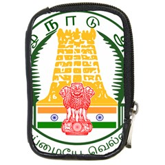 Seal of Indian State of Tamil Nadu  Compact Camera Cases
