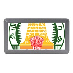 Seal of Indian State of Tamil Nadu  Memory Card Reader (Mini)
